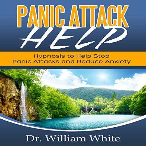 Panic Attack Help audiobook cover art