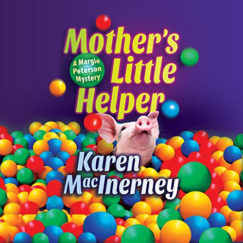 Mother's Little Helper audiobook cover art