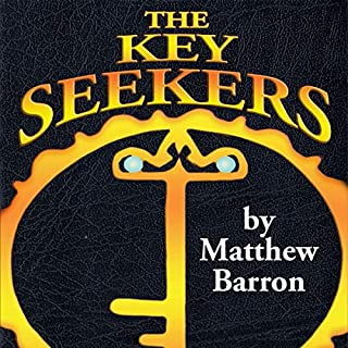 The Key Seekers audiobook cover art