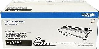 Cartucho de Toner TN3382SBR Preto para Impressora Laser