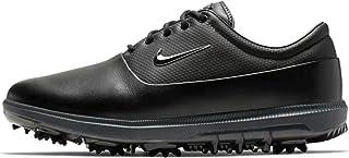 Nike Men`s Air Zoom Victory Tour Golf Shoes (12-M, Black/Grey/Summit White)