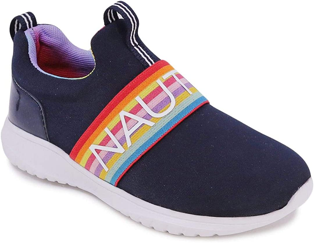 Max 84% OFF Nautica Kids Youth Athletic Fashion Attention brand Shoe O Sneaker Running -Slip