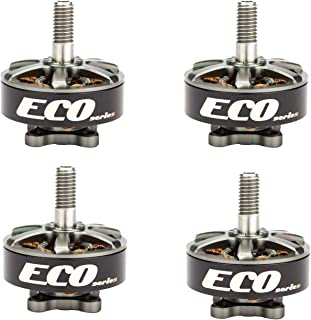 Crazepony 4pcs Emax ECO2306 2400KV 3-4S Brushless Motor for RC Drone FPV Racing