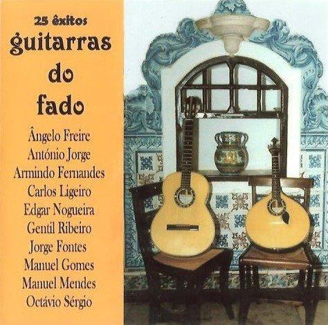 25 EXITOS-GUITARRAS DO FADO