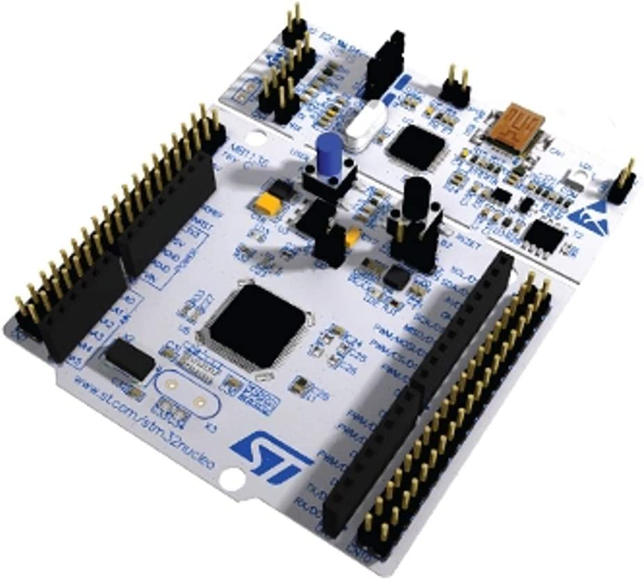 Fees free NUCLEO-F411RE STM32 2021 autumn and winter new Nucleo-64 Development Board with STM32F411RE