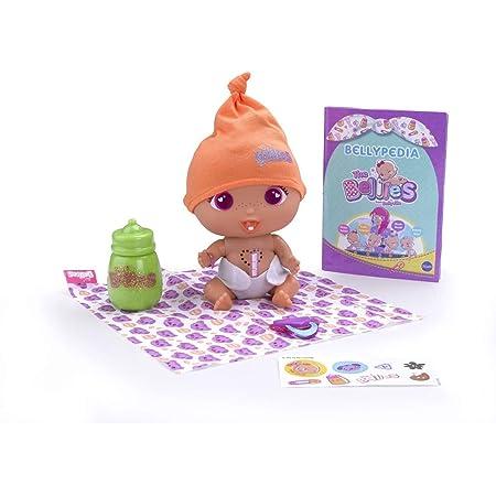 The Bellies - Willy Woof, Muñeco interactivo para niños y niñas de 2 a 8 años (Famosa 700015160)