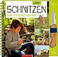 Schnitzen: Schritt fuer Schritt zum ProfiMit Schnitzmesser