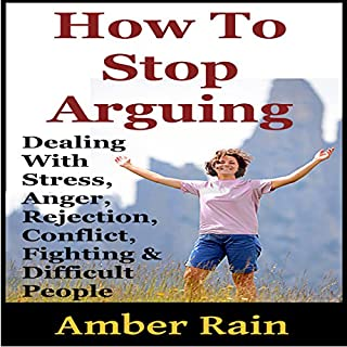 How to Stop Arguing audiobook cover art