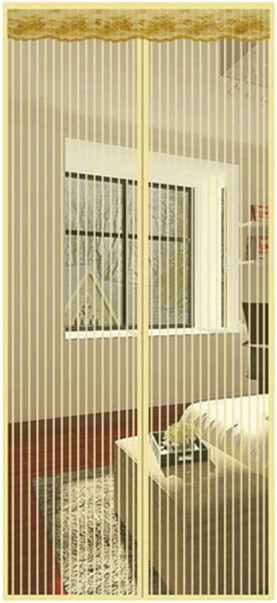 LBBL Magnetic Screen Door,Install Without Cu Fly Mesh Max 82% OFF Max 68% OFF Drilling