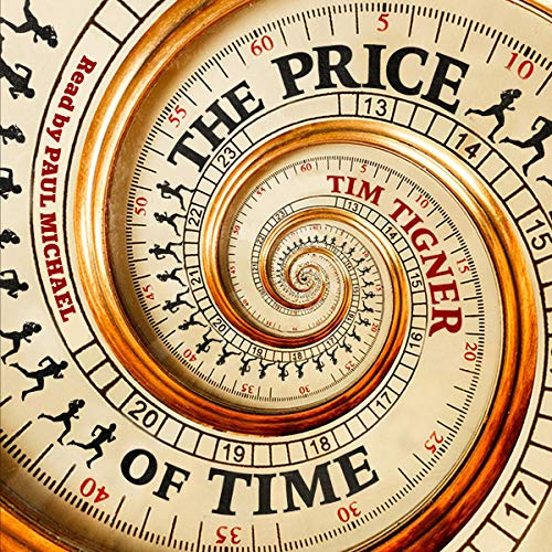 The Price of Time audiobook cover art