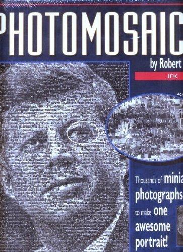 Robert Silvers 1000-piece Photomosaics Jigsaw Puzzle: JFK by Buffalo Games, Inc.