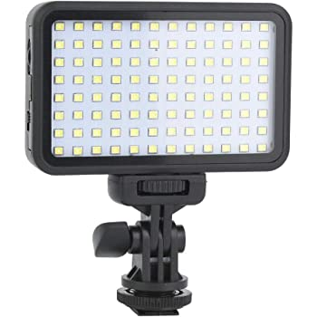 US LED Photography Shooting Lights Double Color 3200-6000K LED Light with 1//4 Vbestlife Video Fill Light LED Dimmable Camera Light Set