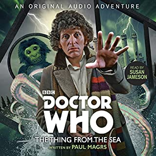 Doctor Who: The Thing from the Sea cover art