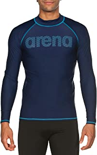 Arena 男式防紫外线长袖衬衫