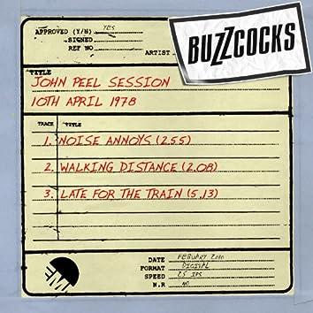 John Peel Session [10th April 1978]