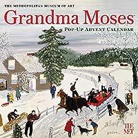Grandma Moses Pop-up Advent Calendar