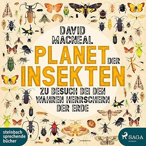 Planet der Insekten Titelbild