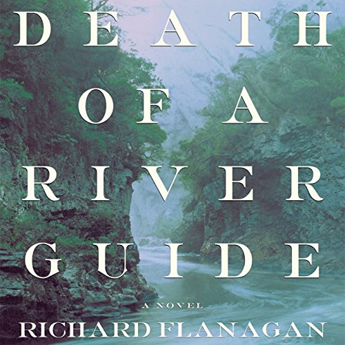 Death of a River Guide audiobook cover art