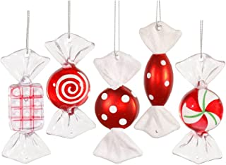 Best peppermint candy ornaments Reviews
