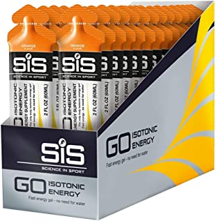 SCIENCE IN SPORT Isotonic Energy Gels, 22g Fast Acting Carbohydrates, Performance & Endurance Sport Nutrition for Athlete...
