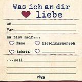 Was ich an dir liebe – Klebezettel