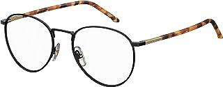 Seventh Street 7A Contrast Printed Logo Rectangle Medical Glasses Frame for Men