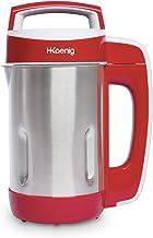 H.Koenig MXC18 Suppenzubereiter / Soup maker / 1,1 L Fassungsvermögen / Isotherm..