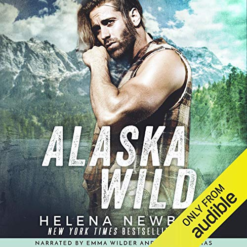 Alaska Wild audiobook cover art