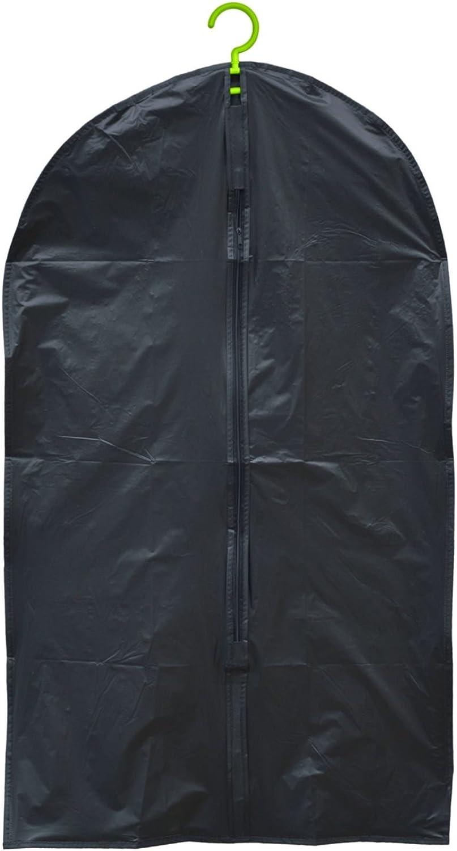 Kleidersäcke Kleidersäcke Kleidersäcke 60 x 100 cm Schwarz - 50 Stück B076NTKY6N d4b237