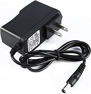 ZJchao 9V 1A Power Adapter for Arduino (2-Flat-Pin Plug / 100CM Cable)
