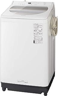 パナソニック 9.0kg 全自動洗濯機 泡洗浄 ホワイト NA-FA90H8-W