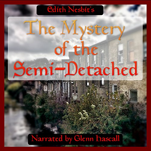The Mystery of the Semi-Detached cover art