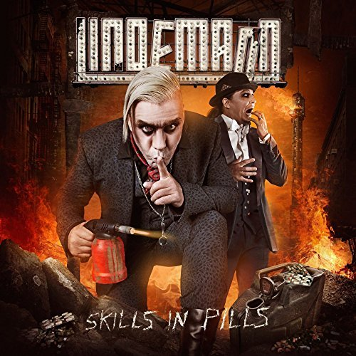 Skills In Pills By Lindemann (2015-06-22)