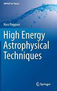 High Energy Astrophysical Techniques