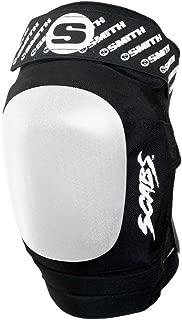 Smith Safety Gear Elite II Knee Pads,  Black/White,  Small/Medium