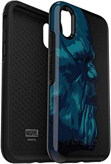OtterBox 77-58517 Apple iPhone X Marvel Symmetry Case - Thanos
