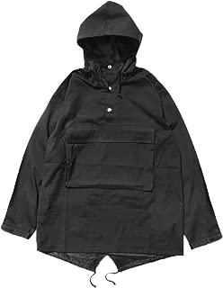 AGORA Poison Black Fishtail Parka Jacket