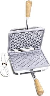 CBE elettrodomestici Gaufrier électrique pour gaufrettes et gaufres fines