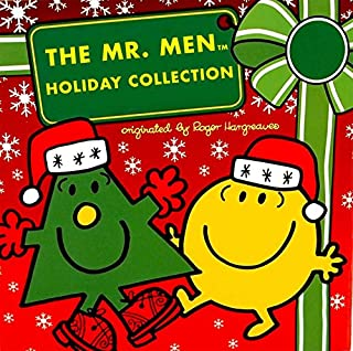 The Mr. Men and Little Miss Christmas Collection audiobook cover art