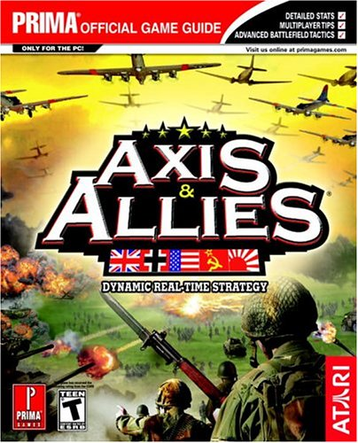 Axis & Allies: Prima's Official Strategy Guide
