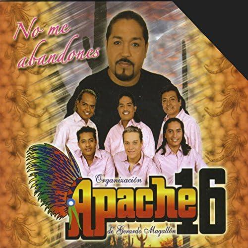 Organizacion Apache 16 De Gerardo Magallon