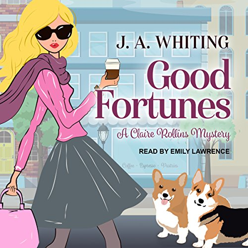 Good Fortunes audiobook cover art