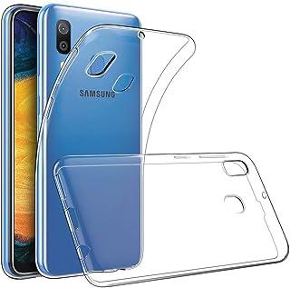 MARR Galaxy A30 SCV43 極薄 ソフト クリア 落下防止 用 耐TPU ケース TPU素材製 ケース スマートフォン対応 Galaxy A30 (クリア)