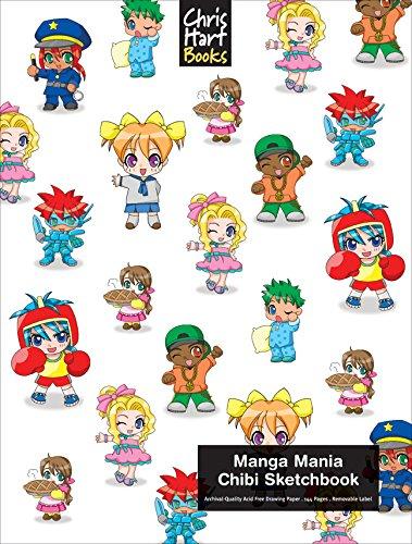 Manga Mania Chibi Sketchbook