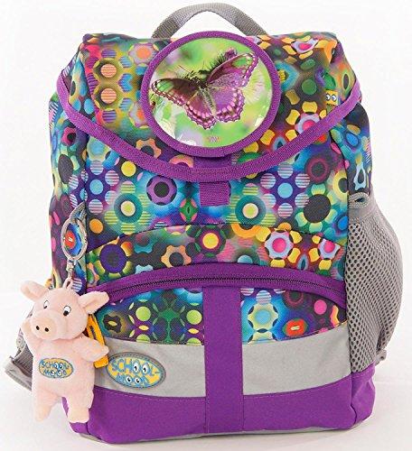 School-Mood Kindergartenrucksack Kiddy Victoria Schmetterling Victoria Schmetterling