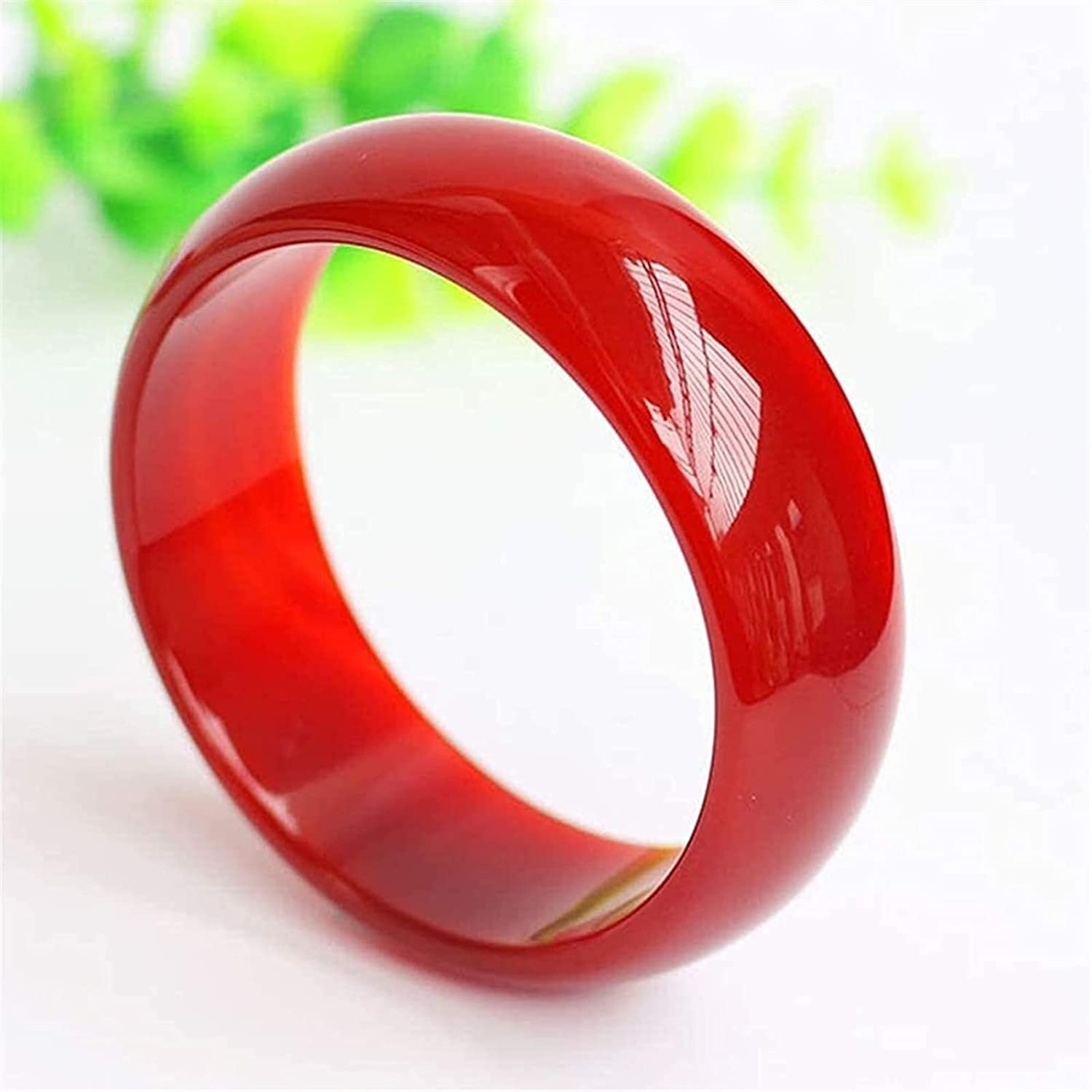 Kejing Classic Retro shop Oriental Manufacturer OFFicial shop Style Beautiful Jade A Natural Red