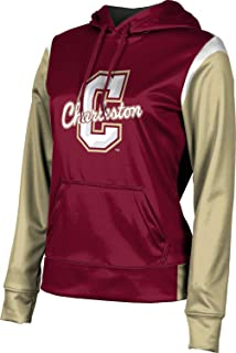 ProSphere College of Charleston University Women's Pullover Hoodie, School Spirit Sweatshirt (Tailgate)