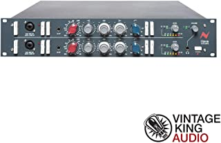 Neve 1073DPX Dual Microphone Preamplifier / EQ
