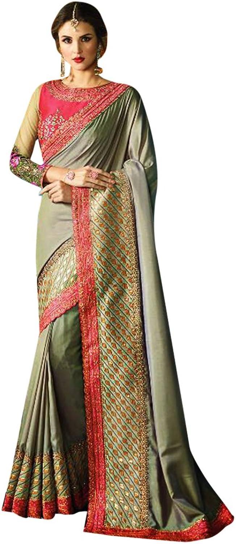 Bridal Ethnic Bollywood Collection Saree Sari Ceremony Bridal Wedding 789 2