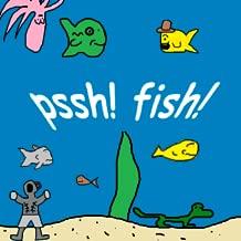 pssh! fish! Interactive Aquarium / Fish Tank